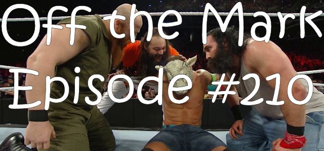 Off the Mark Episode #0210