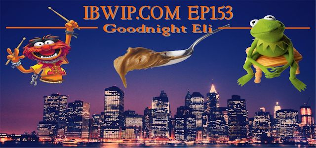 "It Burns When I Pee Episode #0153 ""Goodnight Eli"""