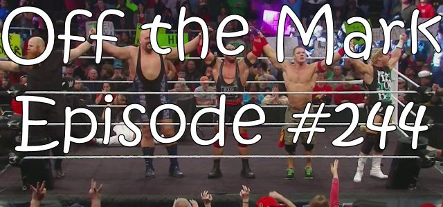 Off the Mark Episode #0244