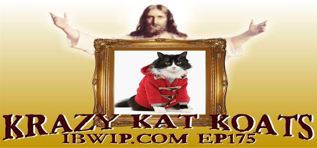 "It Burns When I Pee Episode #0175 ""Krazy Kat Koats"""