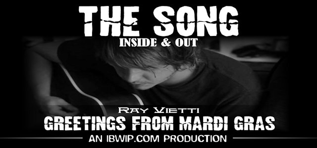 "The Song: Inside and Out Episode #0004 ""Ray Vietti"""