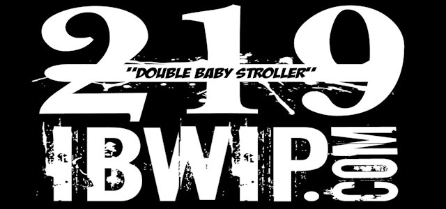 "IBWIP Episode #0219 ""Double Baby Stroller"""
