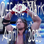 Off the Mark April 2016