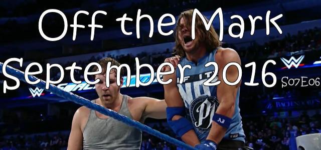 Off the Mark S07E06 September 2016